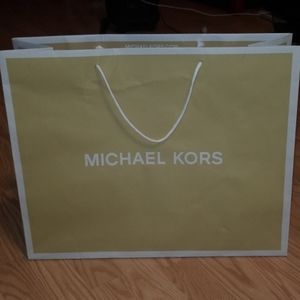 Michael Kors Shopping Bag